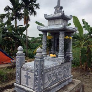 Lăng mộ đá hai mái