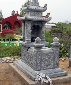lăng mộ đá ninh bình hai mái