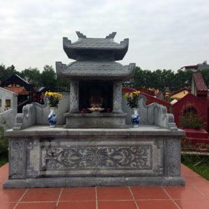 Lăng mộ tổ 2 mái