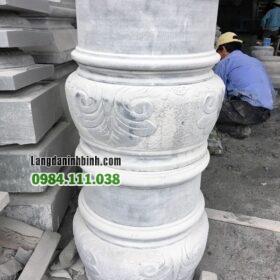 Chân cột nhà thờ