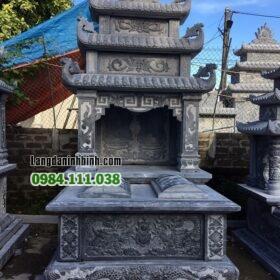 Lăng mộ đôi 3 mái