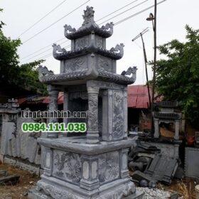 Mẫu mộ bằng đá tự nhiên