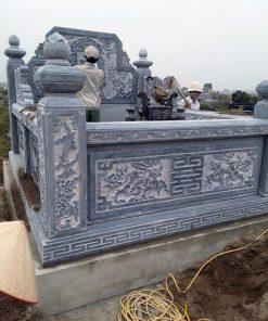 mẫu mộ tổ bằng đá